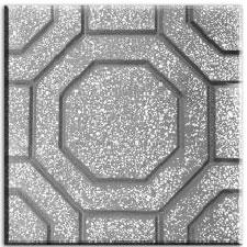 Phan lâm Anh - block - brick - Gạch bát quái